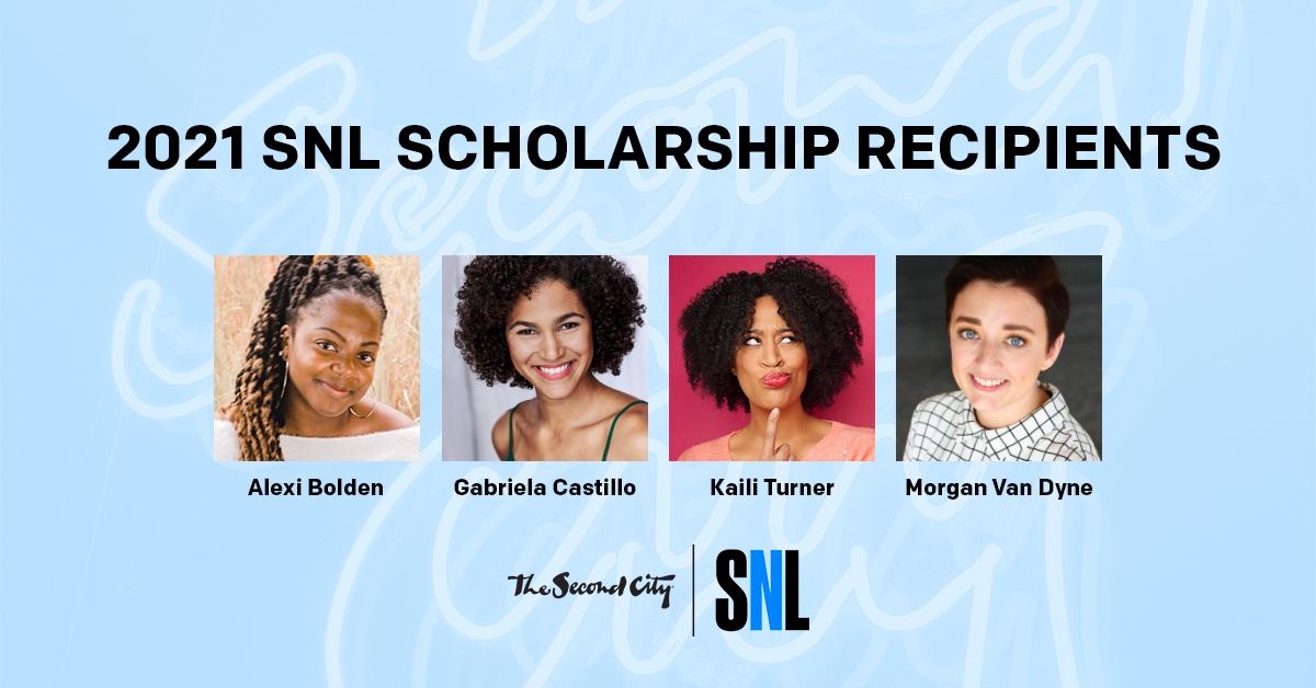 Meet the SNL Scholarship Recipients
