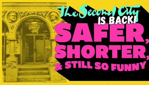 Safer, Shorter & Still So Funny
