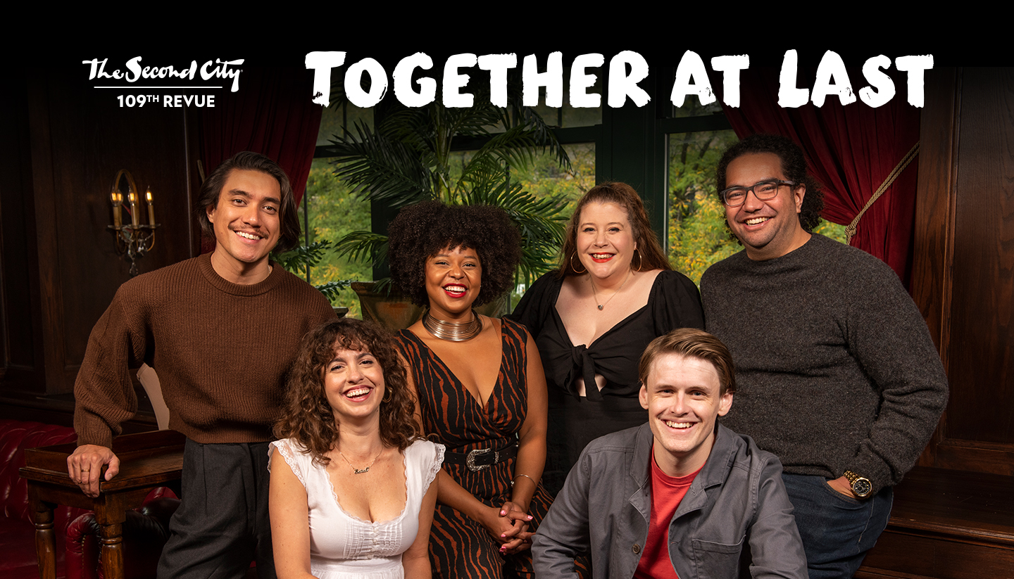 109th Mainstage Revue 'Together at Last' Opens October 14th