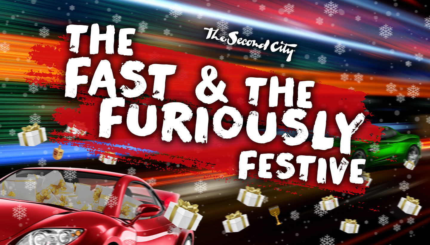 The Fast and the Furiously Festive
