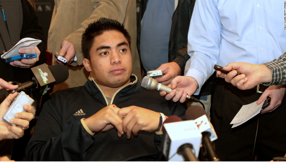 The Questions of Manti Te'o