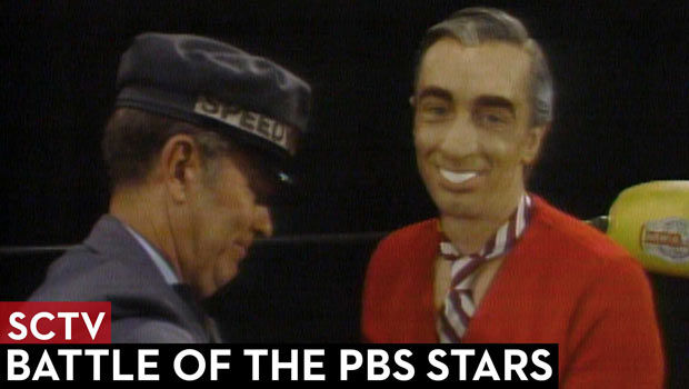 SCTV The Battle of the PBS Stars