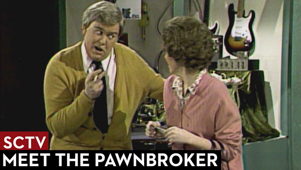 SCTV Meet The Pawnbroker