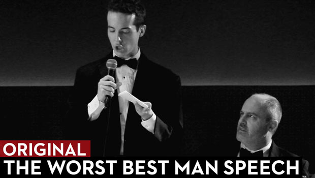The Worst Best Man Speech