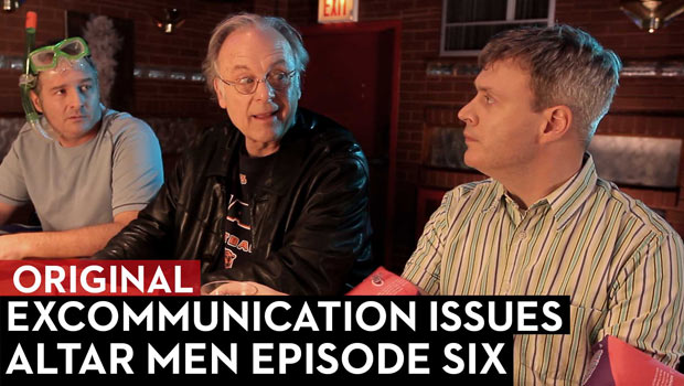 Excommunication Issues: Altar Men Episode 6