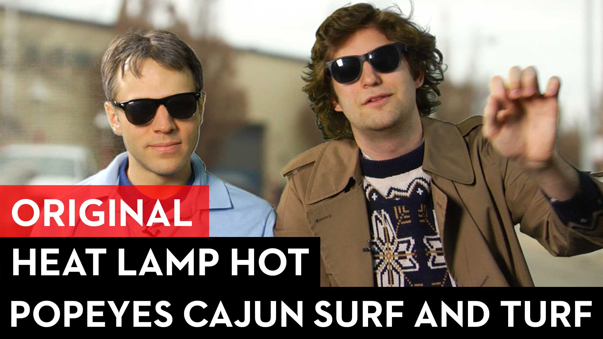 Popeyes Cajun Surf and Turf Review: Heat Lamp Hot Episode 4