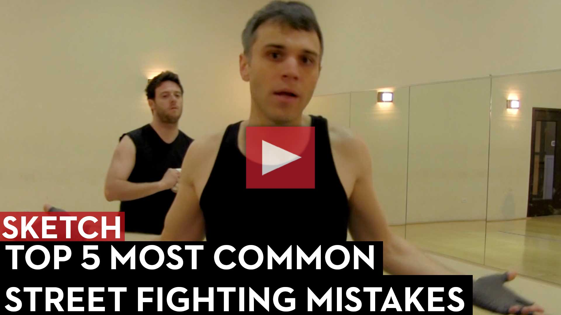 Top 5 Most Common Street Fighting Mistakes [PARODY]