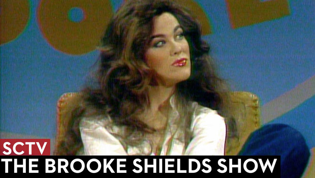 SCTV The Brooke Shields Show