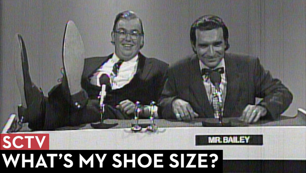 SCTV What's My Shoe Size?