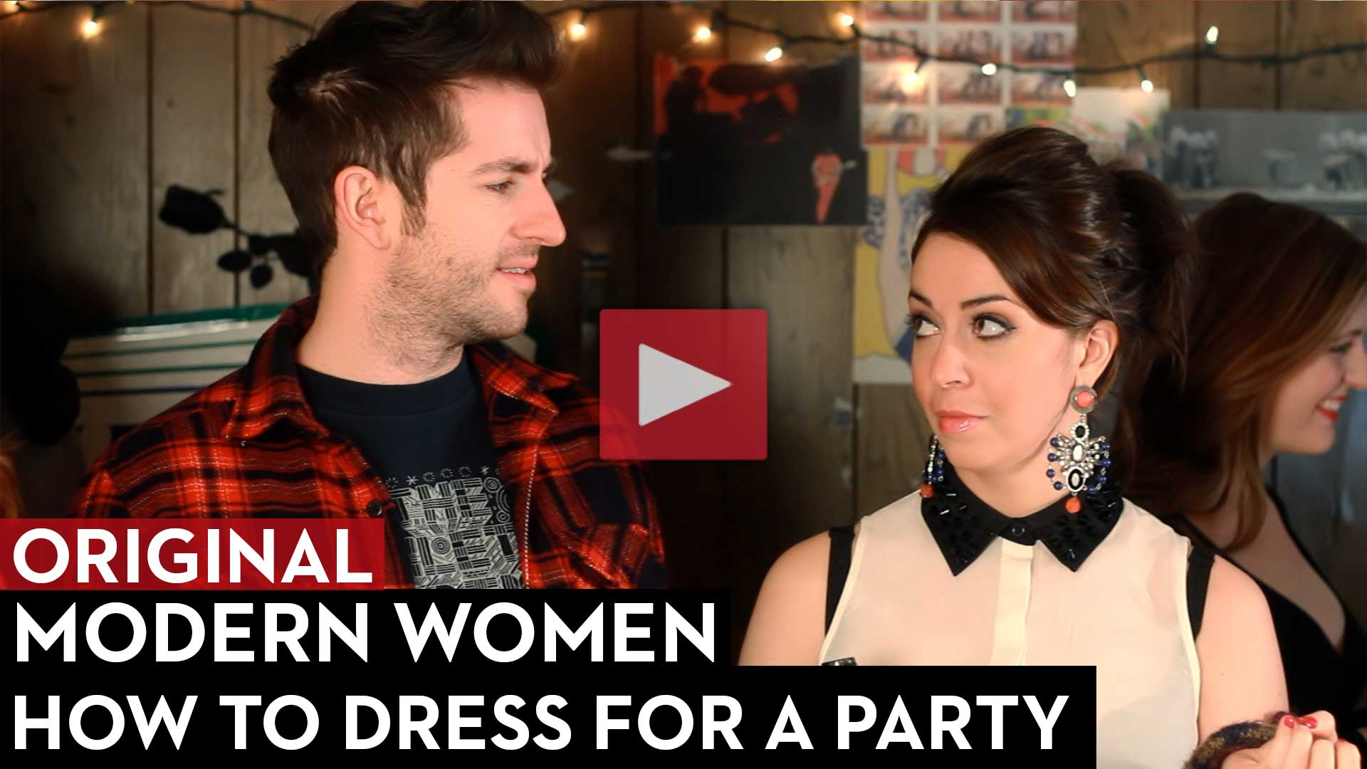 How to Dress For A Party – Modern Women Episode 5