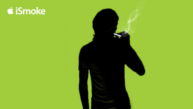 Apple Unveils New E-Cigarette: iSmoke