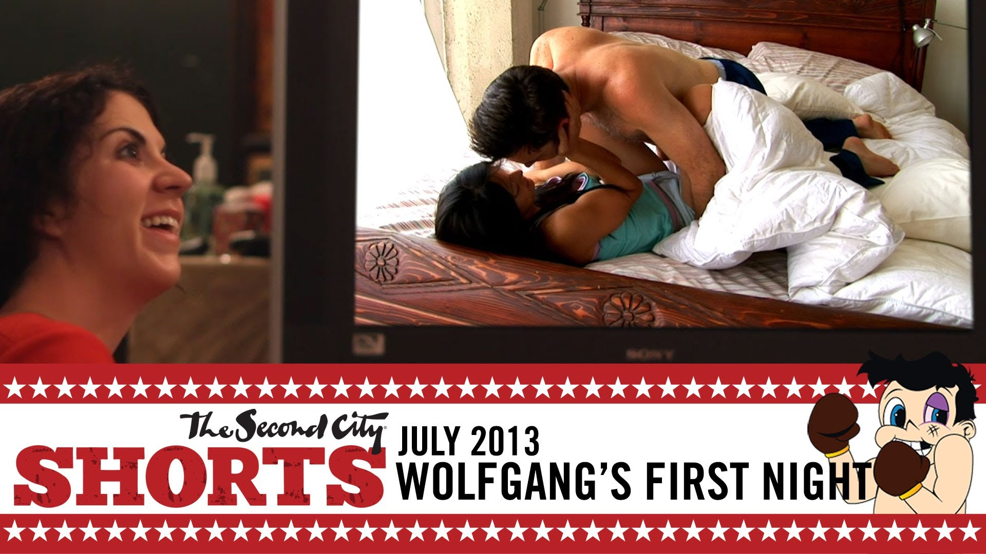 Wolfgang's First Night – Second City Shorts Winner 7/13