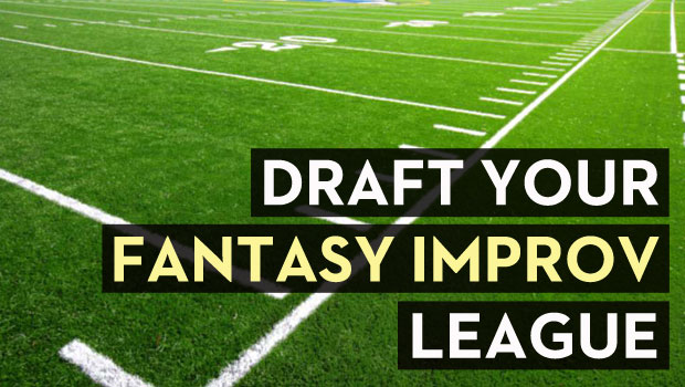 Draft Your Fantasy Improv League