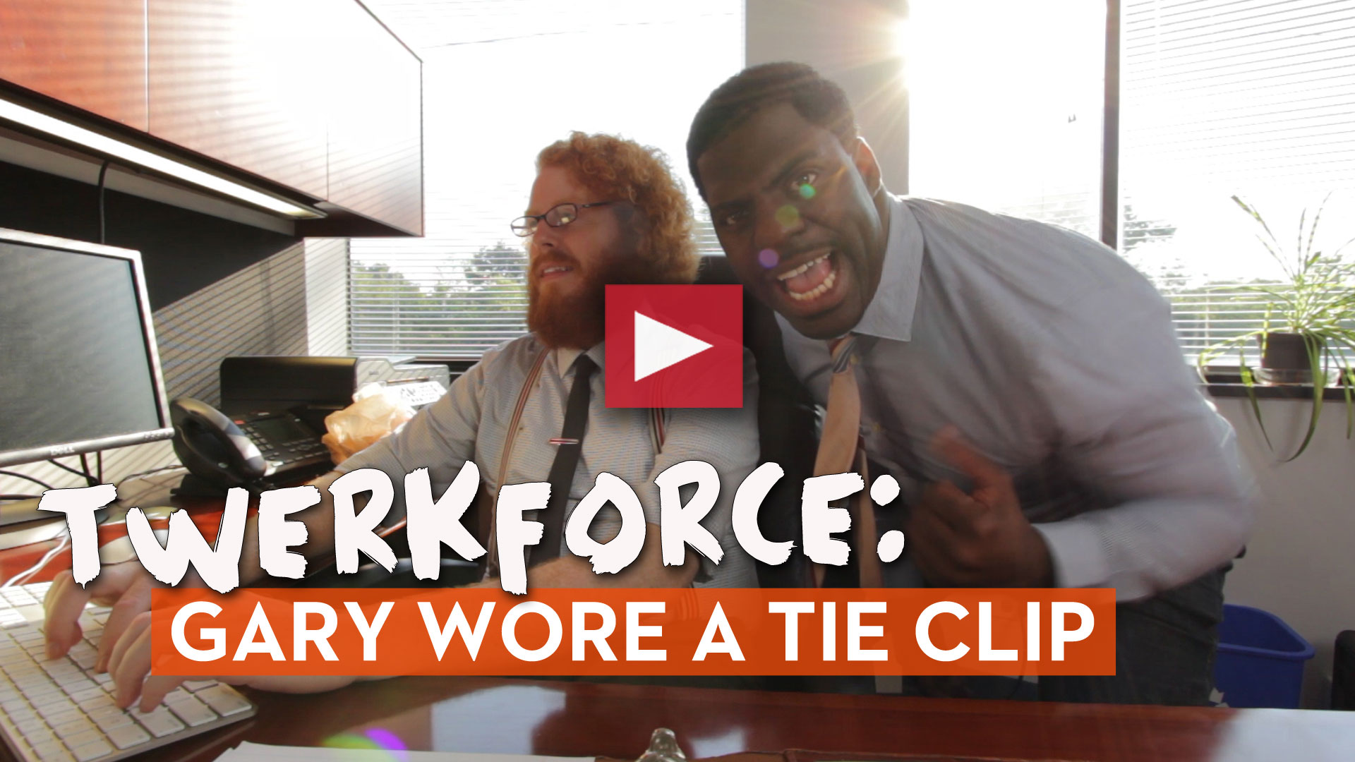 TwerkForce – Gary Wore A Tie Clip (Feat. Rhymefest)