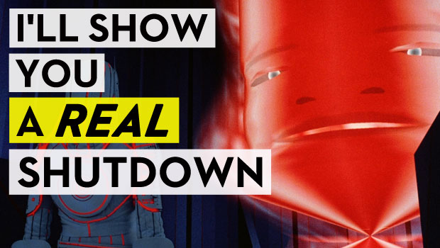 I'll Show You a REAL Government Shutdown…