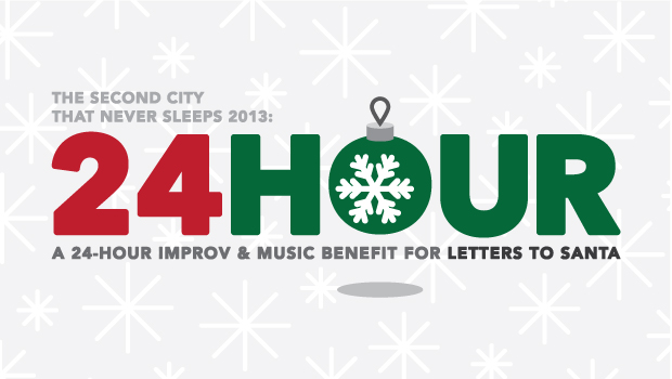 The Second City Announces Lineup for 24-Hour Improv & Music Marathon!