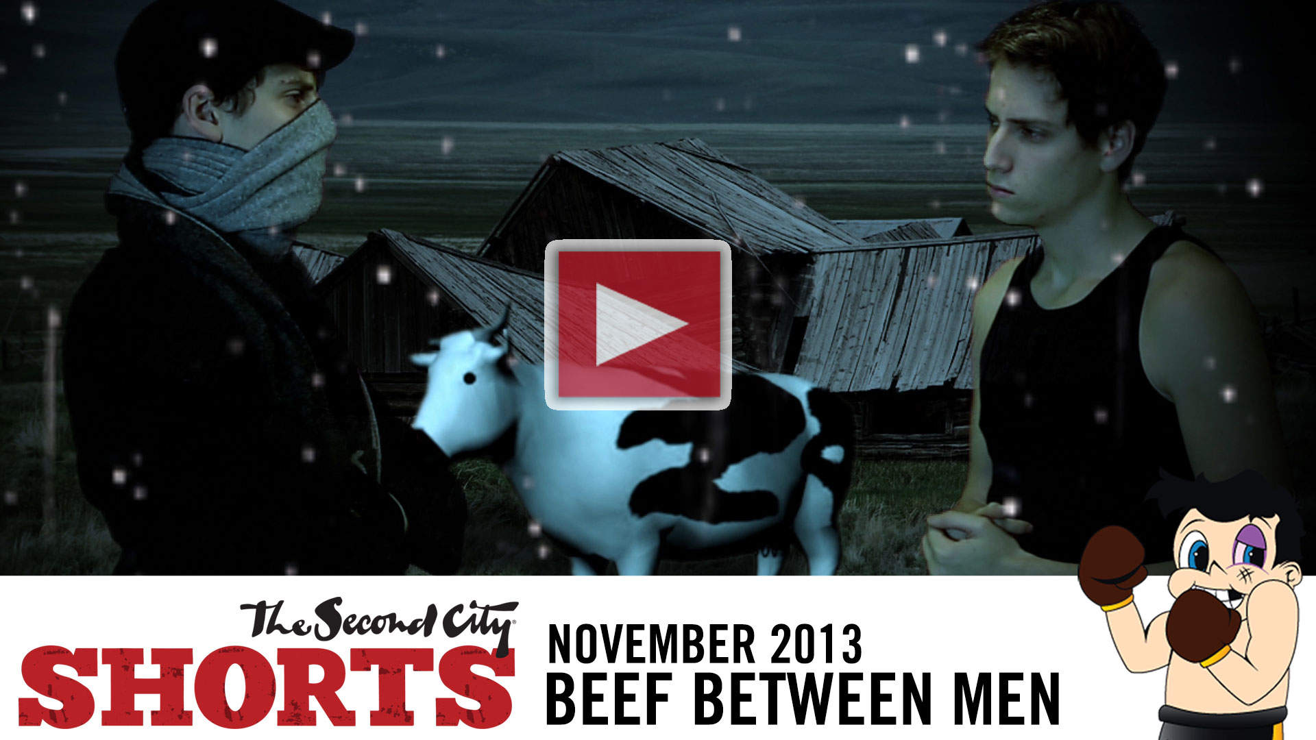 Beef Between Men – Second City Shorts Winner 11/13