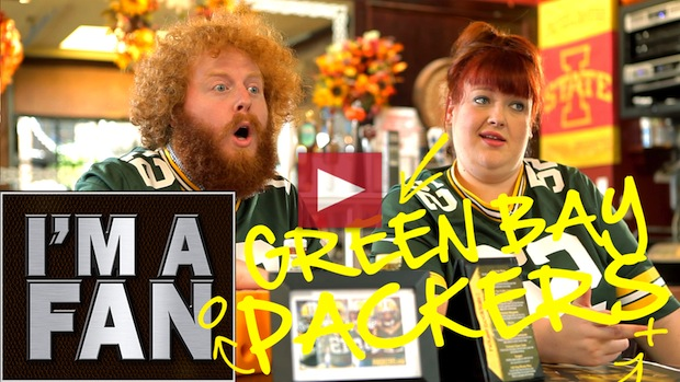 I'm A Fan – The Green Bay Packers