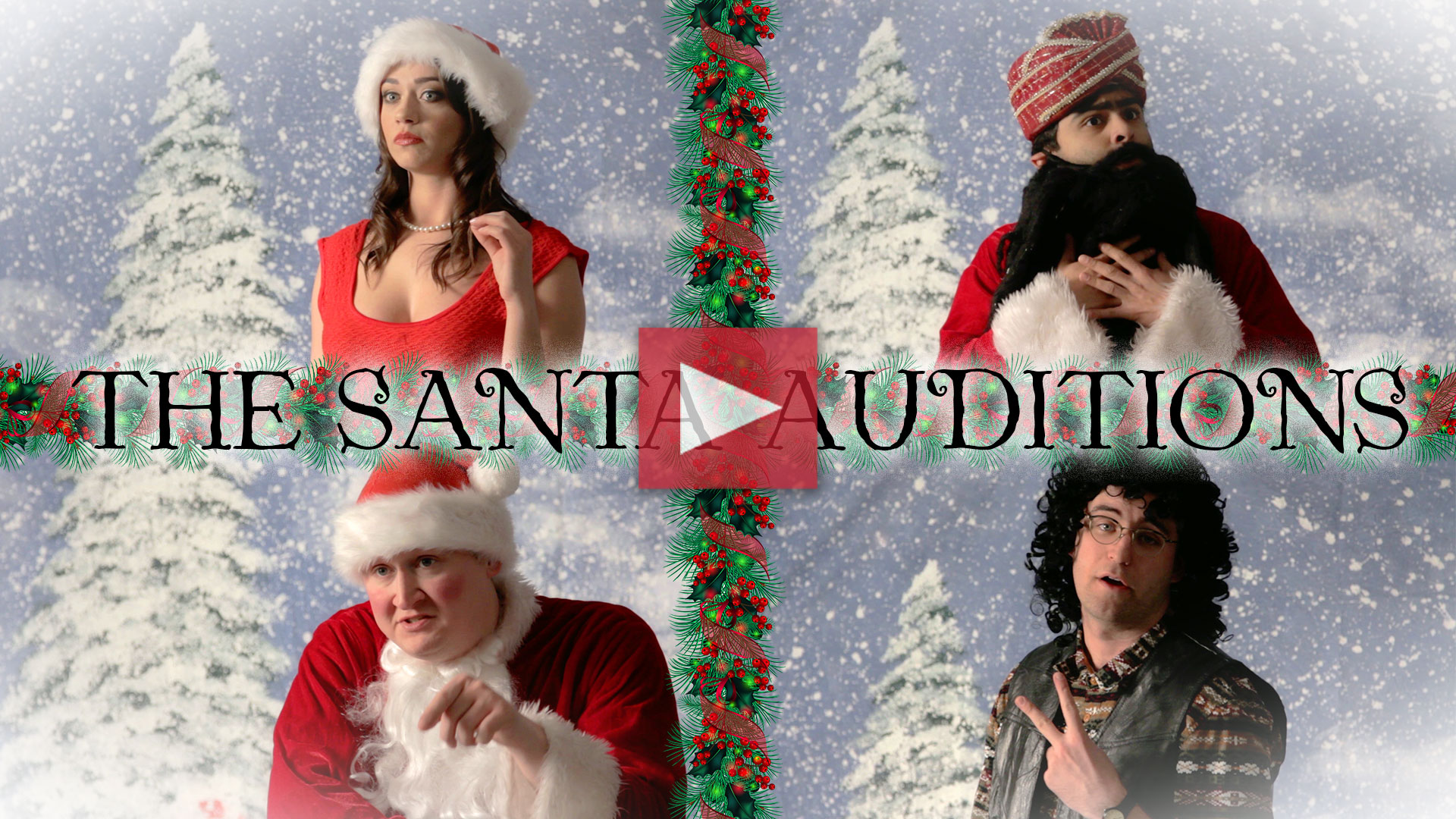 The Santa Auditions