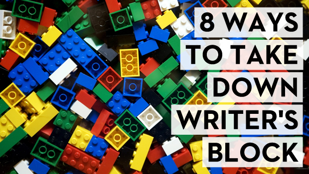 8 Ways to Take Down Writer's Block