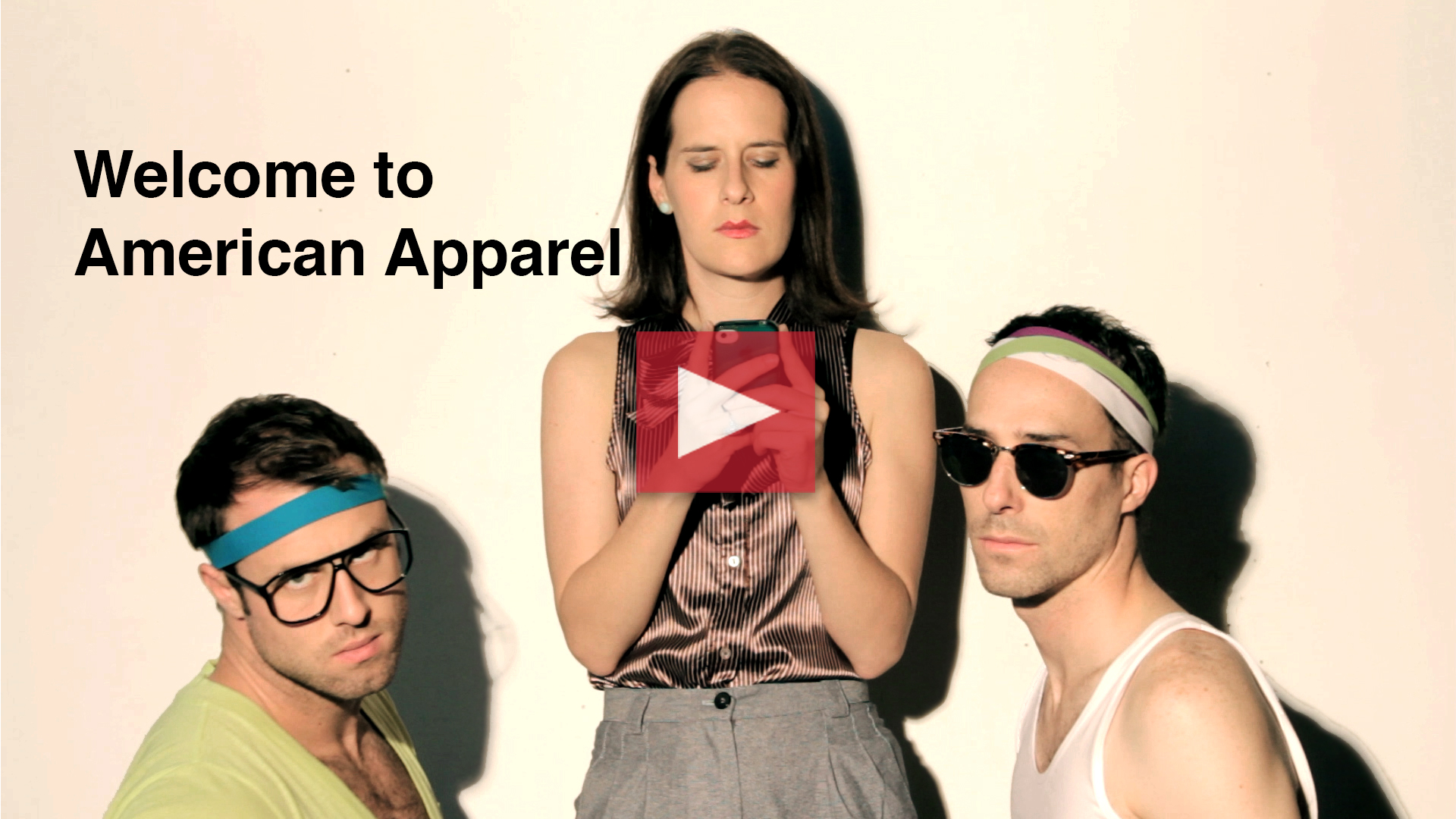 Welcome to American Apparel: Ride Like Hipsters