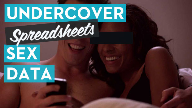 Undercover Spreadsheets Sex Data