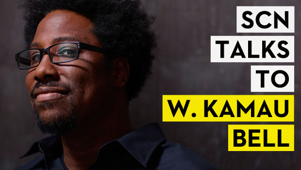 The Second City Network Talks to W. Kamau Bell