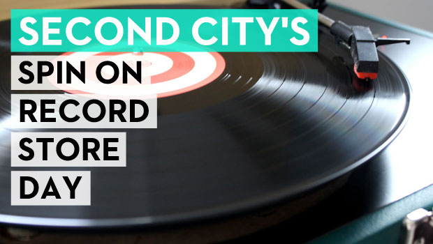 Second City's Spin on Record Store Day