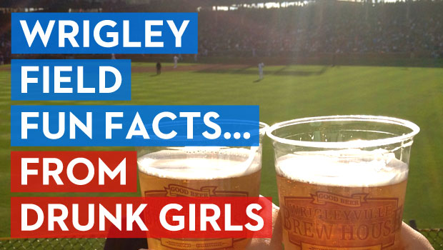 Fun Facts from Drunk Girls