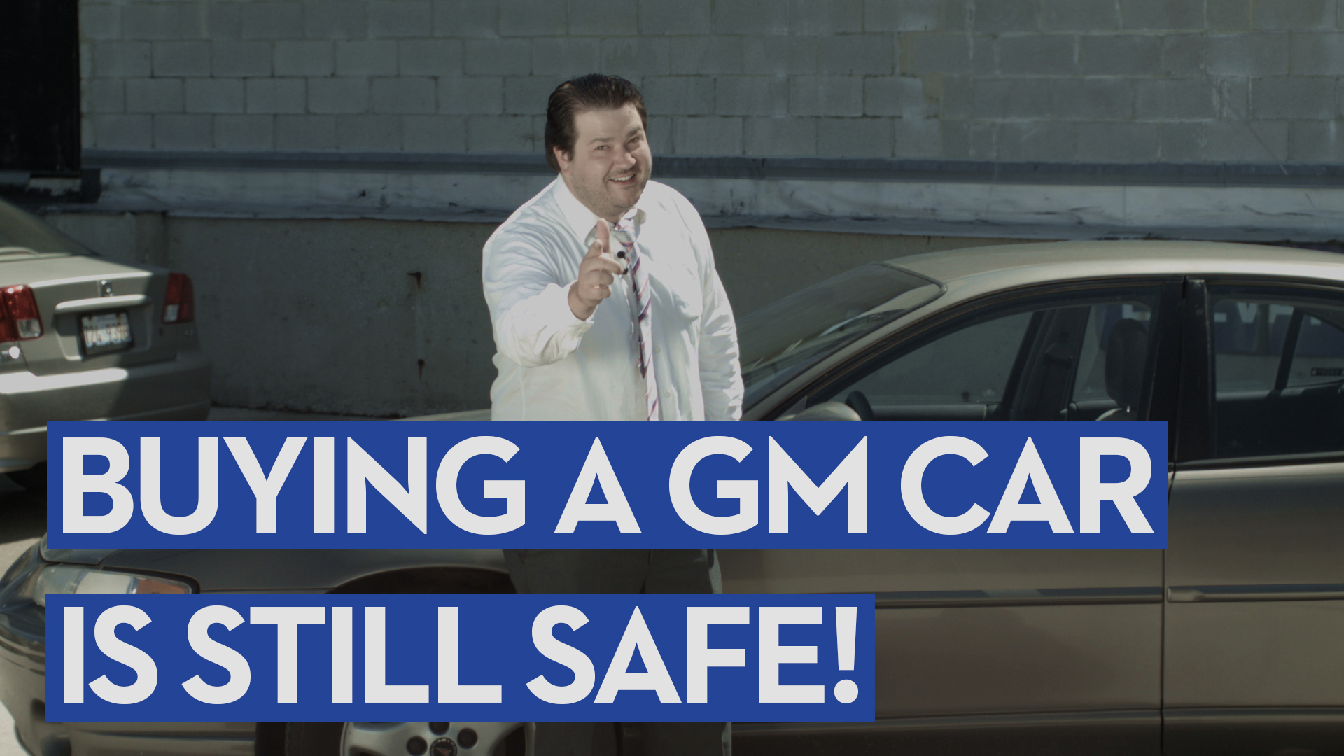 Buying GM is Still Safe!