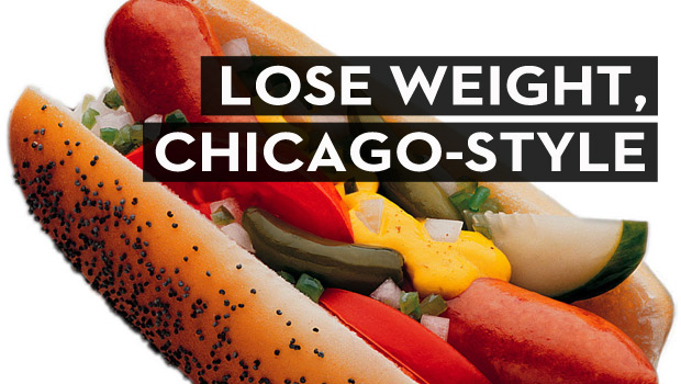 Lose Weight @ The Taste of Chicago