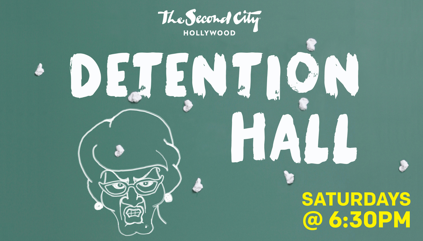 Detention Hall