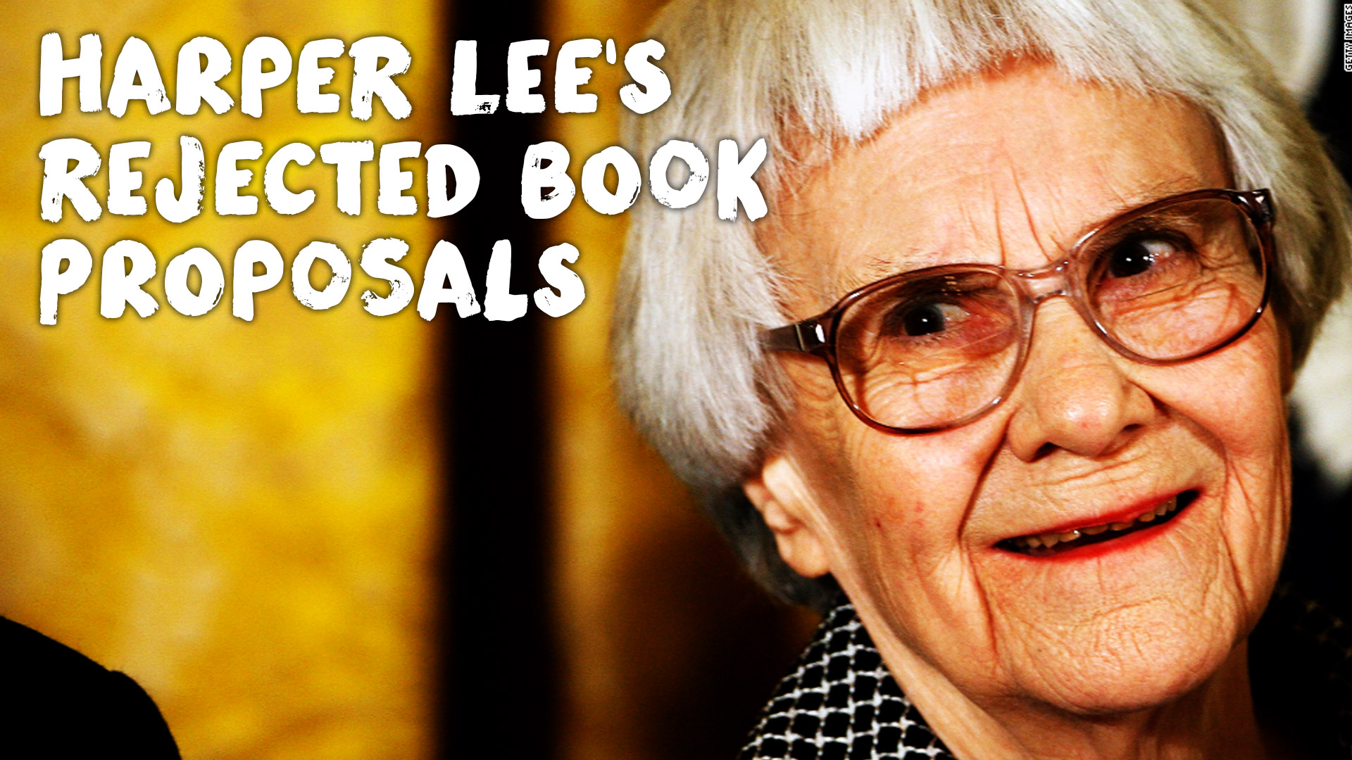 Harper Lee's Rejected Book Proposals