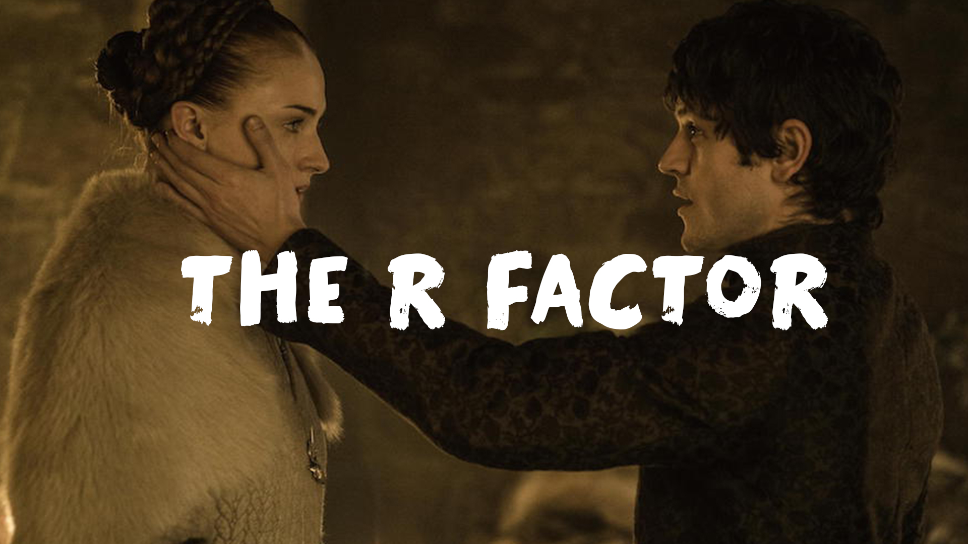 The R Factor on TV: More, Please