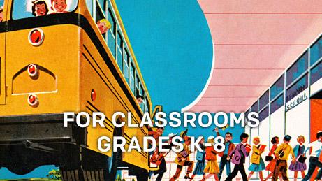 Workshops for Grades K-8