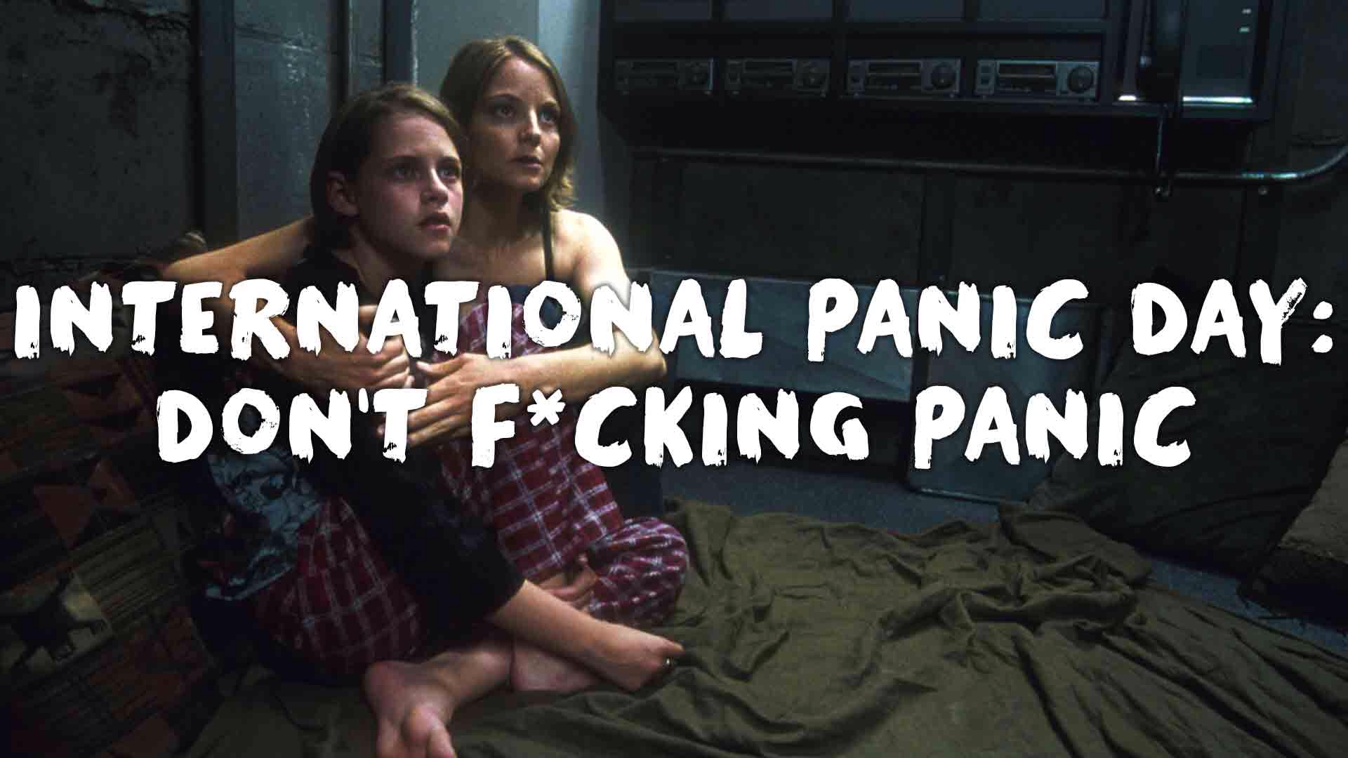 Happy International Panic Day!