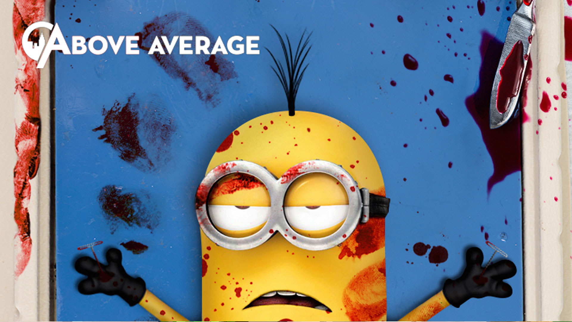 Above Average dissected a Minion–and boy, was it bloody! (NSFW)