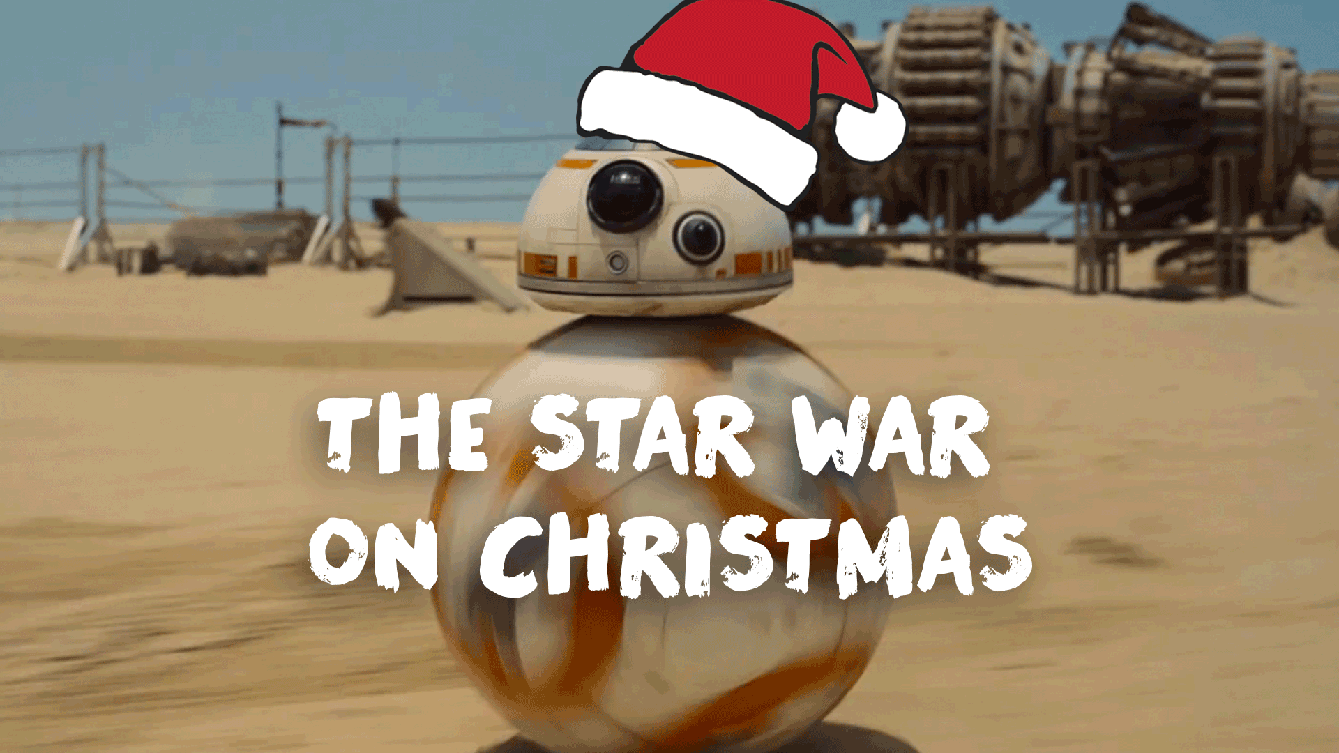 Fighting the Star War on Christmas