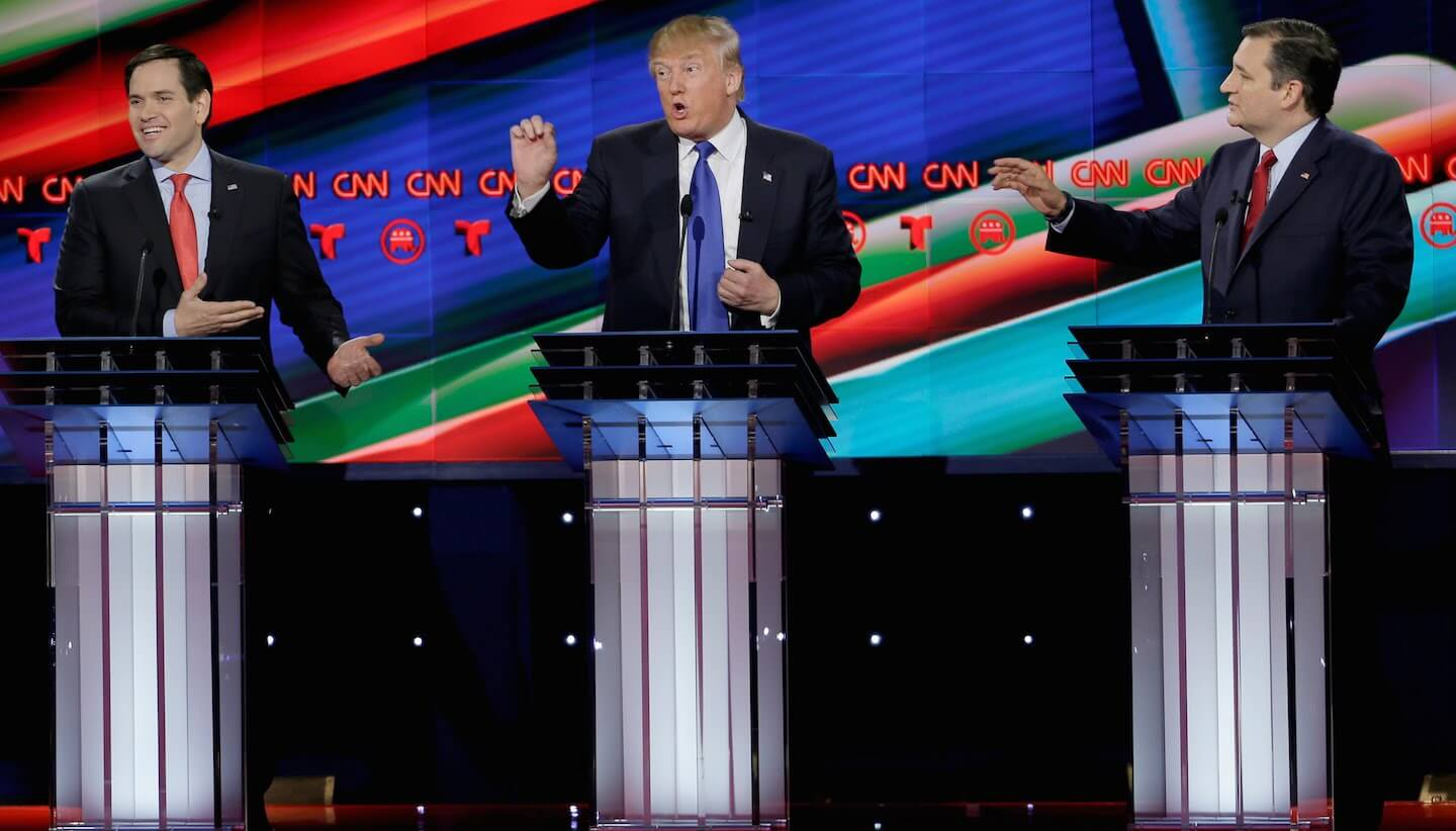 "Who Won Last Night's ""Who Won the Debate?"" Debate?"
