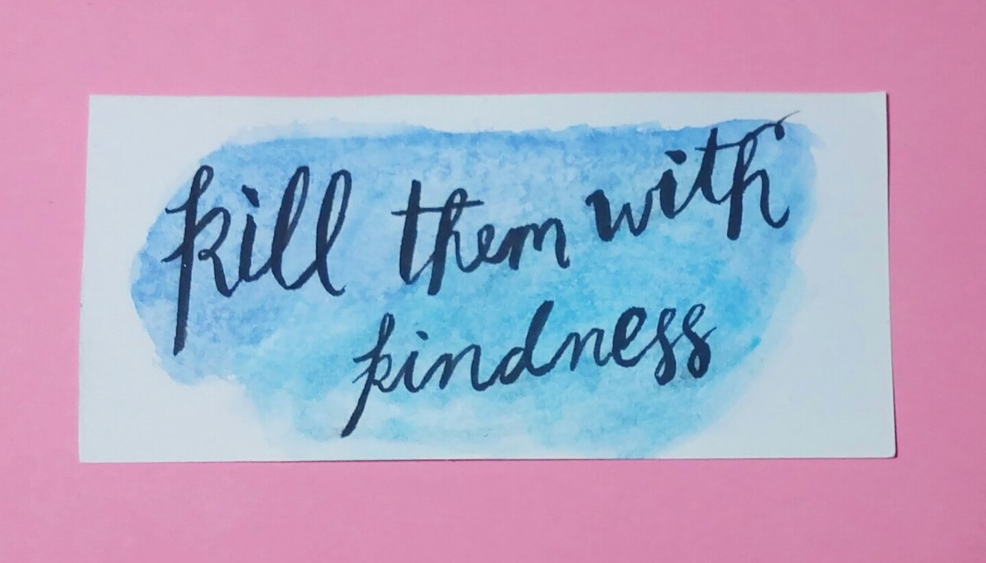 The Brutal Senlessness of Random Acts of Kindness Day