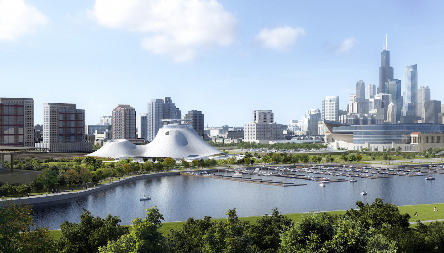 Goodbye, Lucas Museum? Why Chicago Can't Have Nice Things