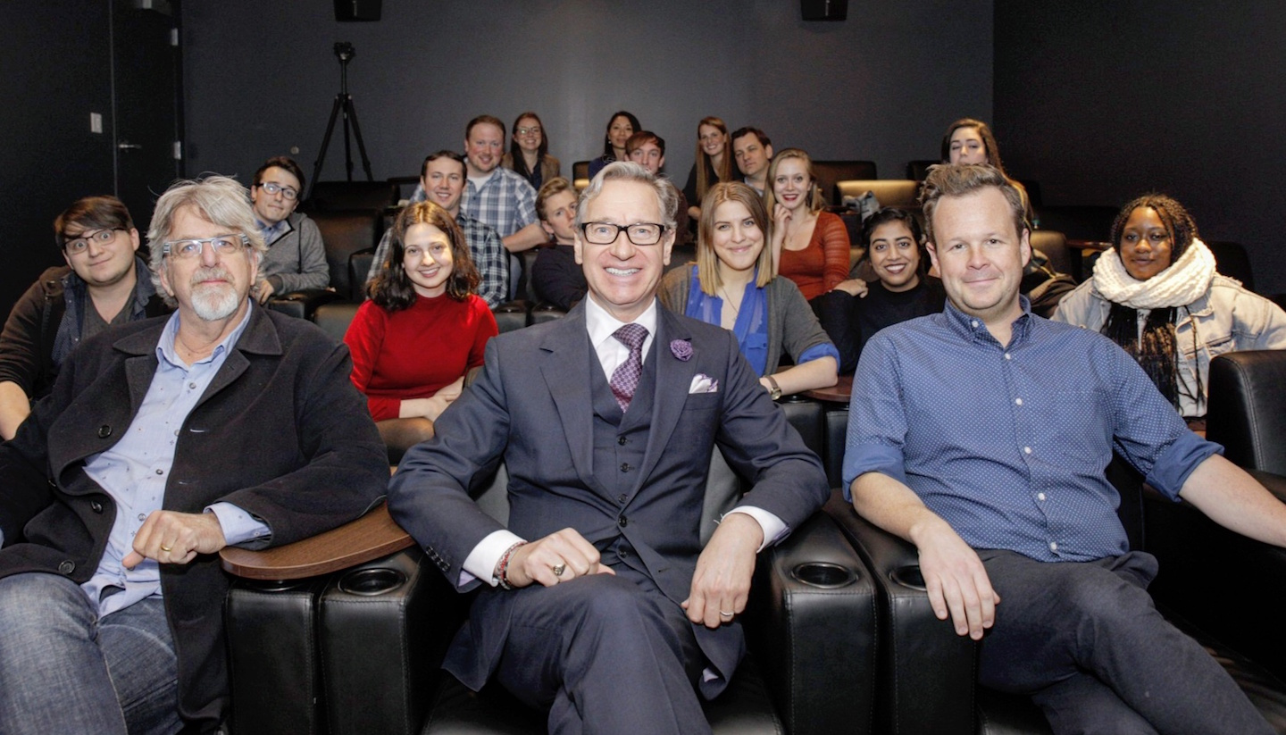The Biggest Comedy & Filmmaking Truth Bombs Paul Feig Dropped On The Second City Training Center