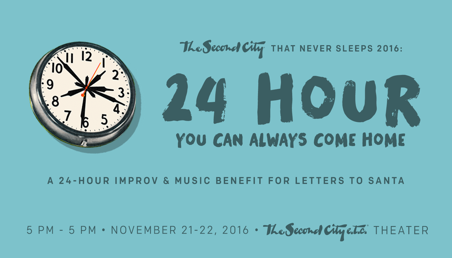 Second City 24 Hour