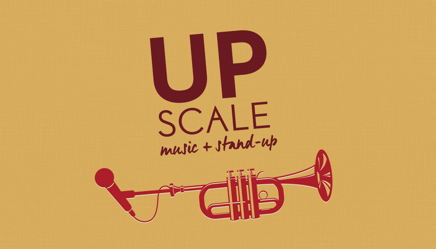 UPSCALE: An Evening of Live Jazz and Stand-Up