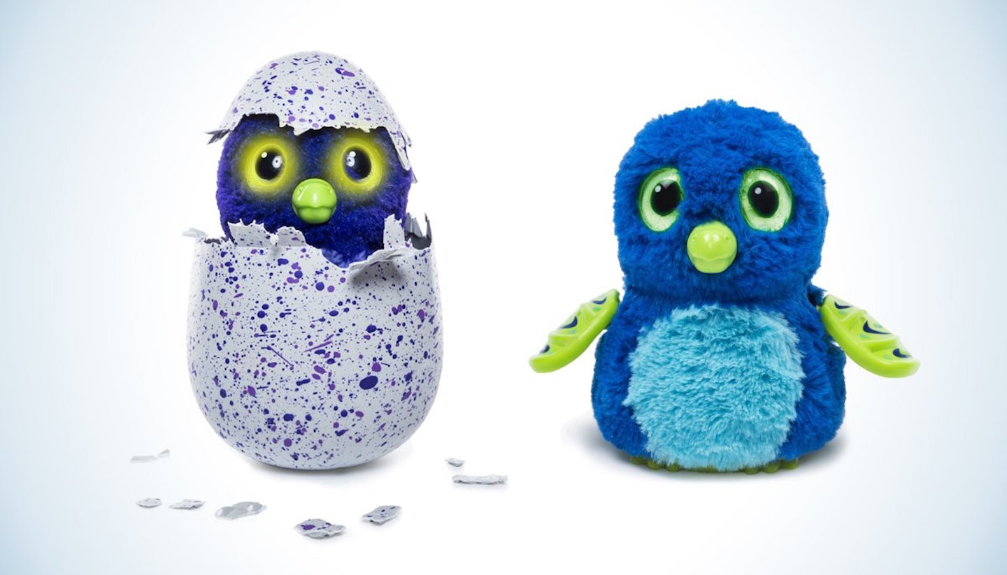 22 Thoughts I Had About How My Life Turned Out While Waiting For My Daughter's Hatchimal To Hatch