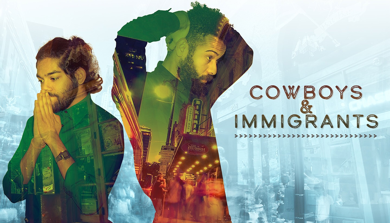 Cowboys and Immigrants WEB