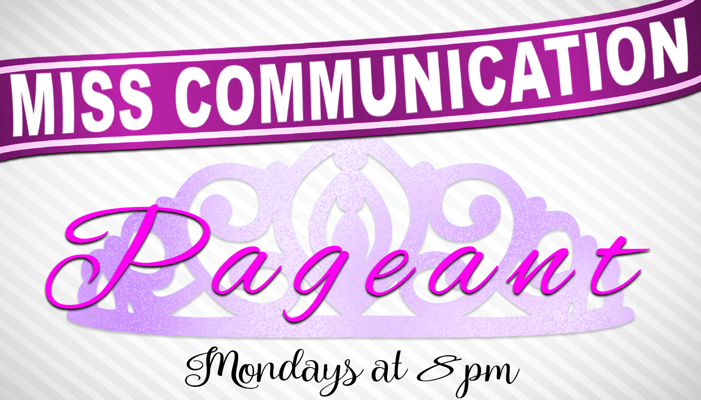 Miss Communication Pageant