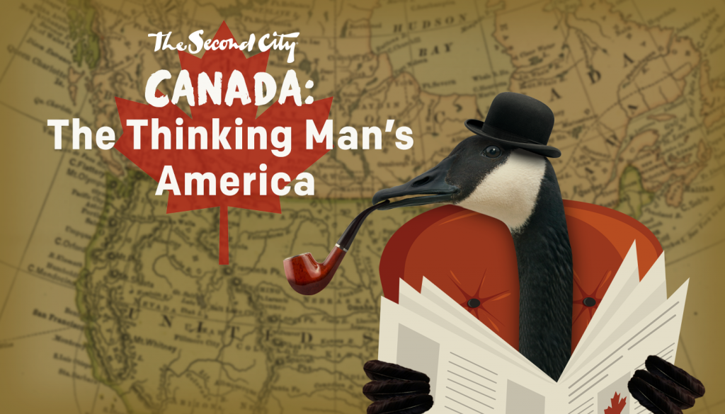 Canada: The Thinking Man's America