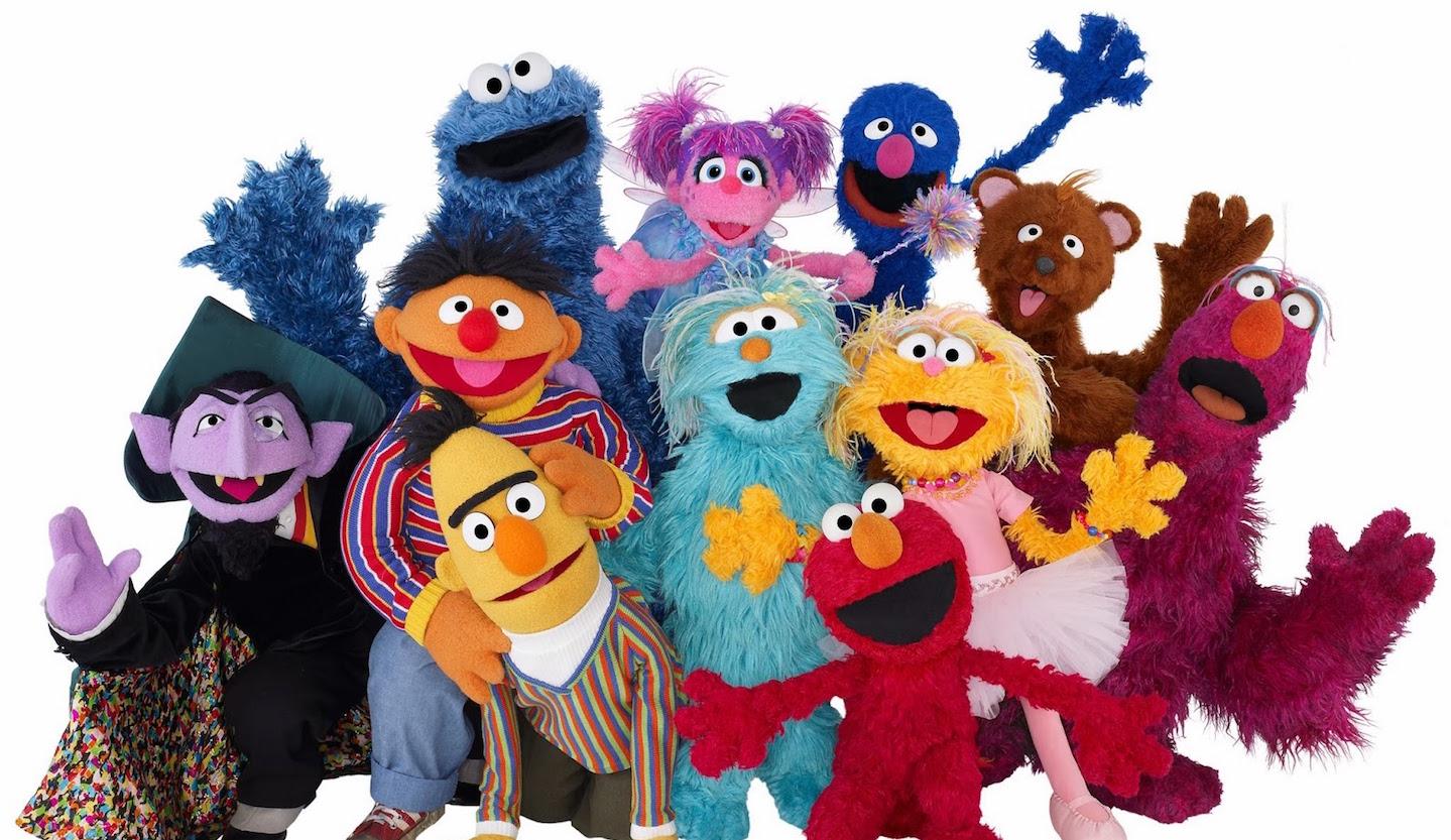 A Very Special 'Sesame Street' Especially For President ...
