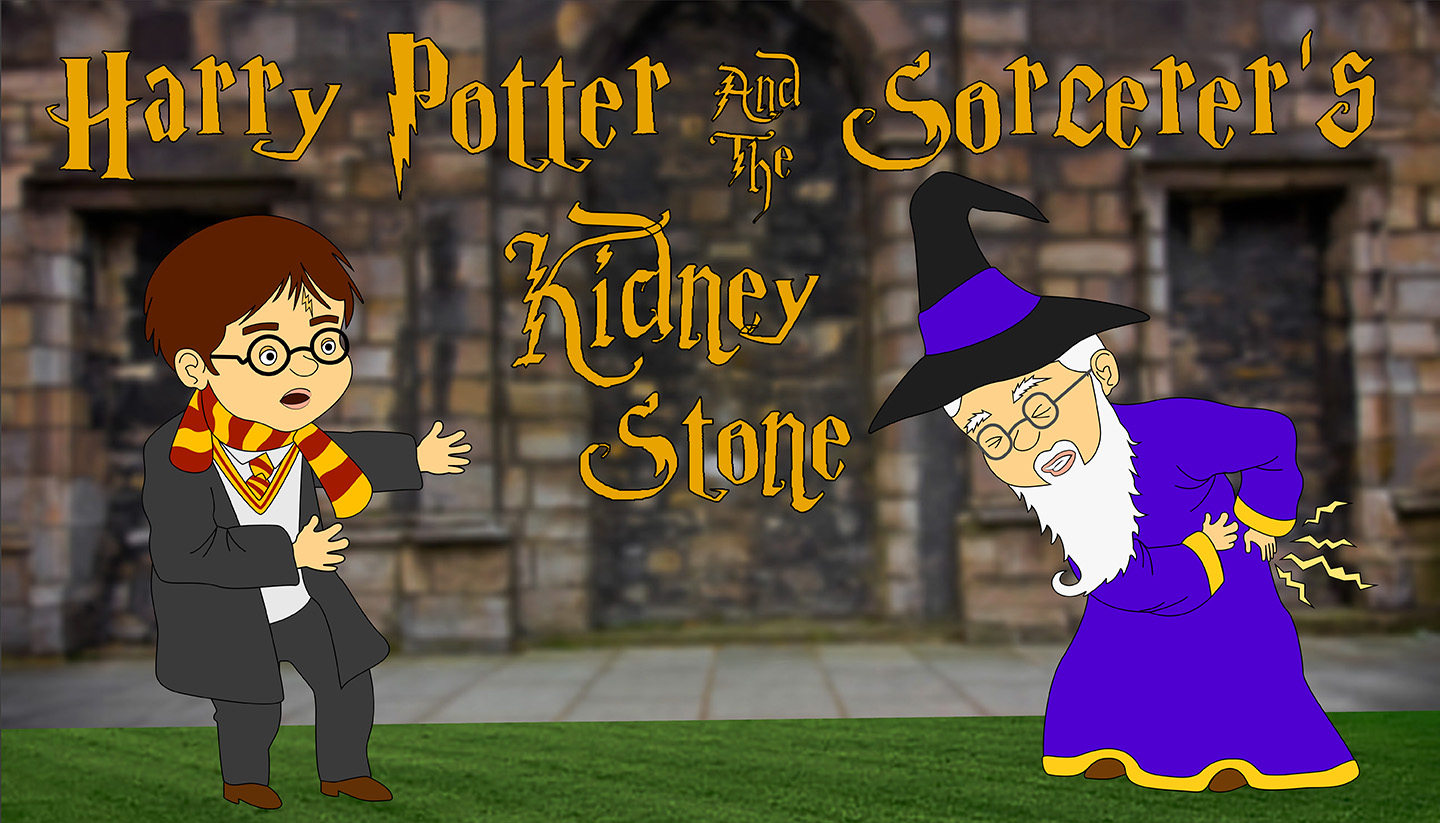 Harry Potter and the Sorcerer's Kidney Stone